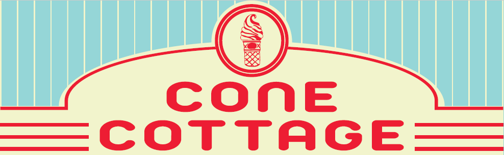 cone cottage menu image